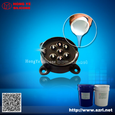 addition cure silicone for electronic products