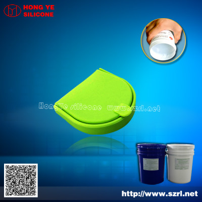 Injection molding silicone rubber with hardness 40 share A