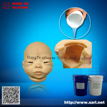 life casting liquid silicone rubber for artificial silicone body organs