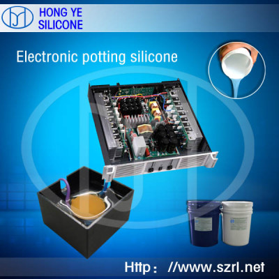 silicone rubber for electronic potting