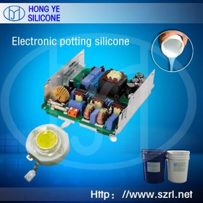 platinum catalyst electronic potting silicone