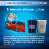 Manual model design silicone,Liquid moulding silica gel