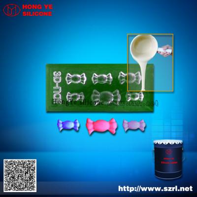 RTV Liquid Silicone rubber for trademark