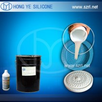 Gypsum Products -Addition cured Liquid Silicone Materials