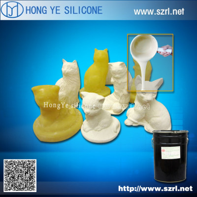 Chocolate mold making silicone rubber