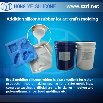 poly addition cure silicone RTV