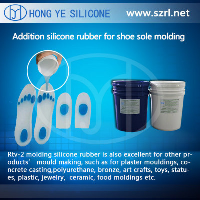 how to make silicone shoe sole mould