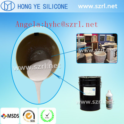 RTV-2 Rubber Silicone for Stone Making