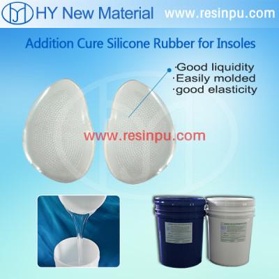 RTV silicon rubber for shoe insole