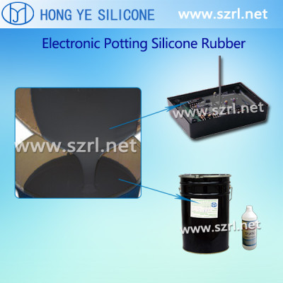 liquid silicone rubber for potting electronic circuit board