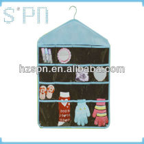 Bulk storage bag for household made from cotton fabric