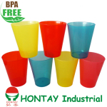 unbreakable promotional water cup