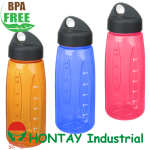 2013 new design BPA FREE tritan water bottle suitable for promotion