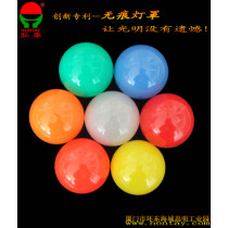 colorful plastic shell LED bulb lampshade