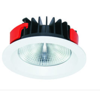 15W Recessed type LED down light AC100-240V CRI80 +  LD385R-15W