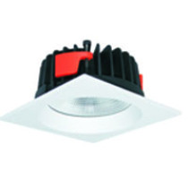 30W Recessed type LED down light AC100-240V CRI80 +  LD386S-30W
