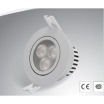 4W Mini size LED down light AC100-240V MLD8504W-IS