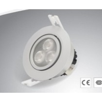 4W Mini size LED down light AC100-240V MLD8504W-IW