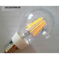 7W led filament bulb light LB13107W8-60