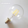 6W led filament bulb light LB13206W6-80