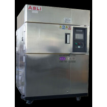 Customized Three Zones Vertical Thermal Shock Test Chamber