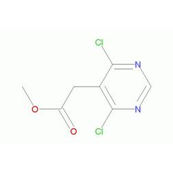 4,6-二氯嘧啶-5-乙酸甲酯