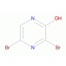 3,5-二溴-2-羟基吡嗪