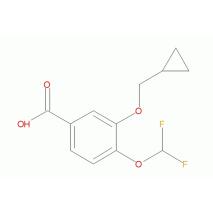 3-环丙甲氧基-4-二氟甲氧基苯甲酸