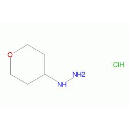 四氢-2H-吡喃-4-基肼盐酸盐