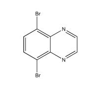 5,8-二溴苯并吡嗪