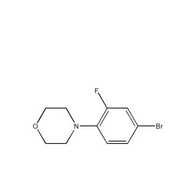 4-(2-氟-4-溴苯基)吗啉