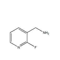 2-氟-3-吡啶甲基甲胺