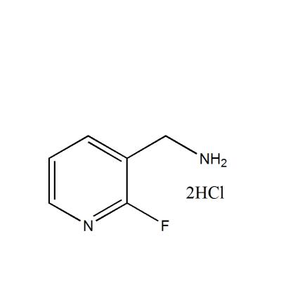 2-氟-3-吡啶甲基甲胺盐酸盐