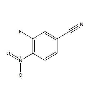 3-氟-4-硝基苯腈