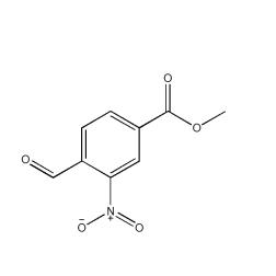 4-甲酰基-3-硝基苯甲酸甲酯