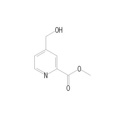 4-(羟甲基)吡啶-2-羧酸甲酯