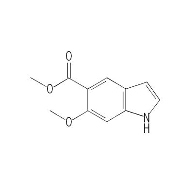 6-甲氧基-1H-吲哚-5-羧酸甲酯