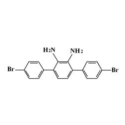 3,6-双(4-溴苯基)-1,2-二氨基苯