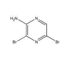 2-氨基-3,5-二溴吡嗪
