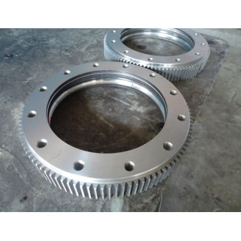 External gear Slewing Bearing