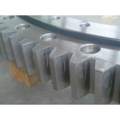 single row angular contact ball bearing 7215 for high speed wire rod rolling mill laying head