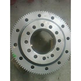 gear motor robot gearless slewing ring bearing RB12025