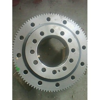 gear motor robot gearless slewing ring bearing RB12025