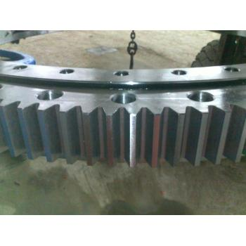slewing bearing for environment protection machine