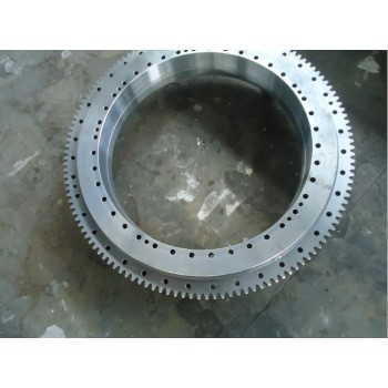Environmental protection equipment with rotary bearing
