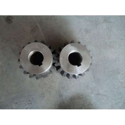 Three-row crosssed roller slewing ring bearing