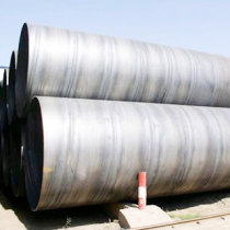 Spiral submerged-arc welding pipes, SSAW pipe