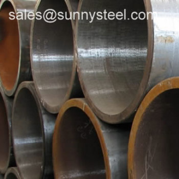 ASTM A213 T9 Seamless alloy pipe