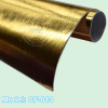 1.52x30m chrome brush CF-017 gold