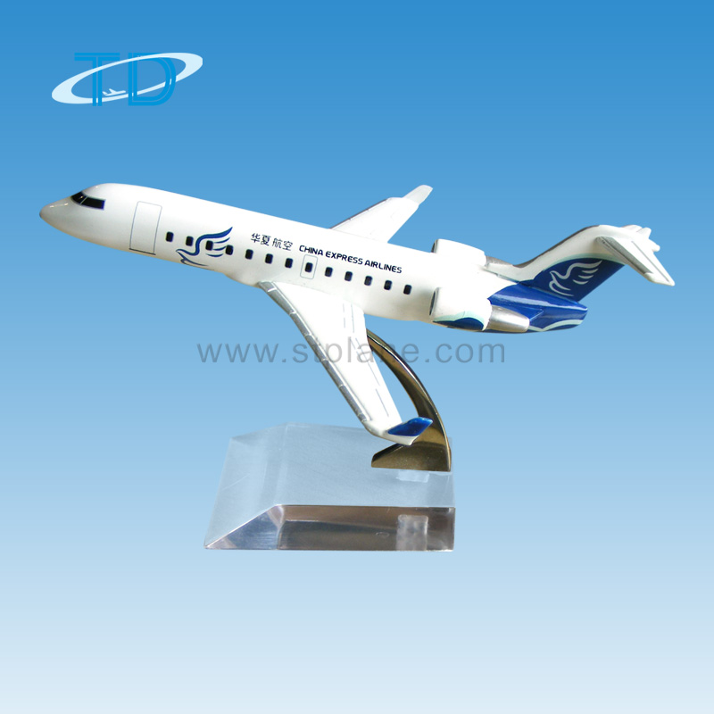 Hot CRJ 200 Aircraft Model Buy Metal Plane